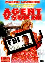 Agent v sukni (2000) CZ dabing online film