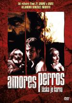 Amores perros – Láska je kurva (2000) CZ dabing online film