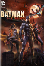 Batman: Bad Blood (2016) CZ titulky online film