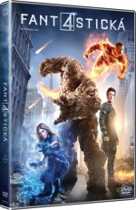 Fantastická čtyřka (2015) CZ dabing online film